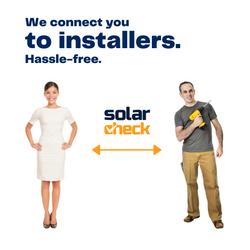 Solarcheck Graphic Design