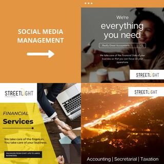 Streetlight Financial Services Fizzin Di