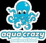 Aqua Crazy Swim School Logo
