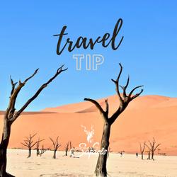 Ohorongo Travel Tips