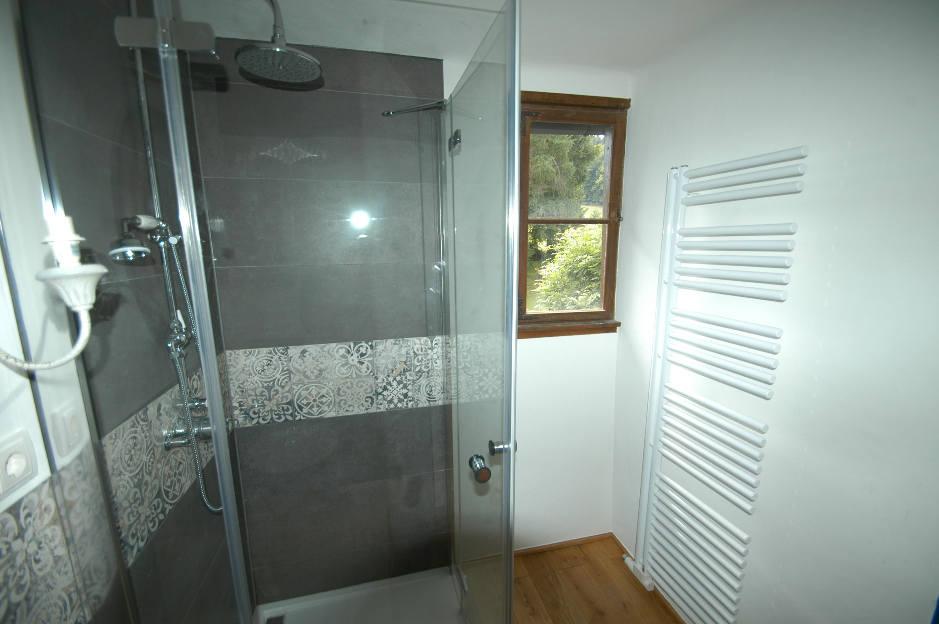 Duschbad nachher
