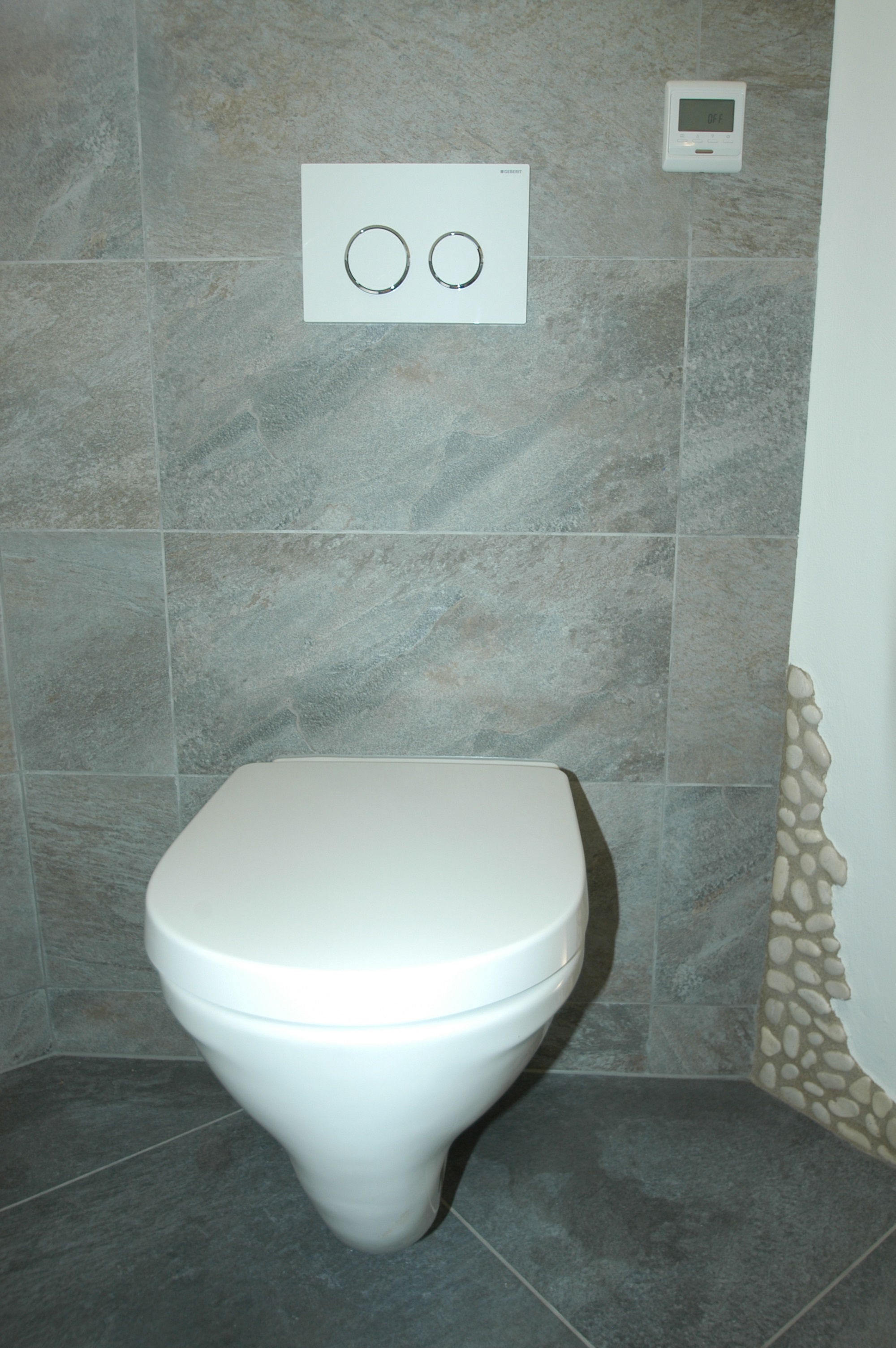 Wand-WC-Anlage