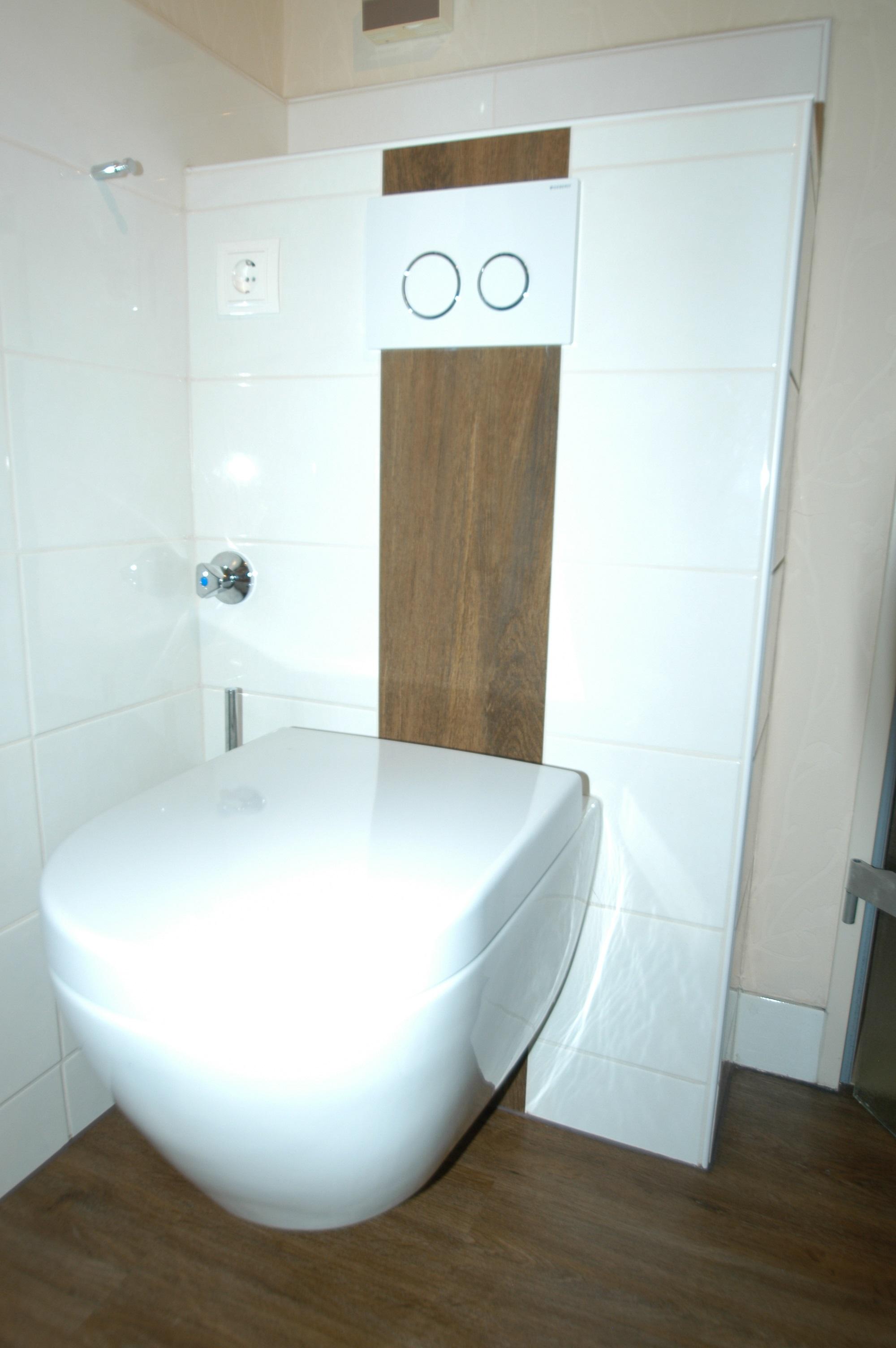 spülrandloses Wand-WC