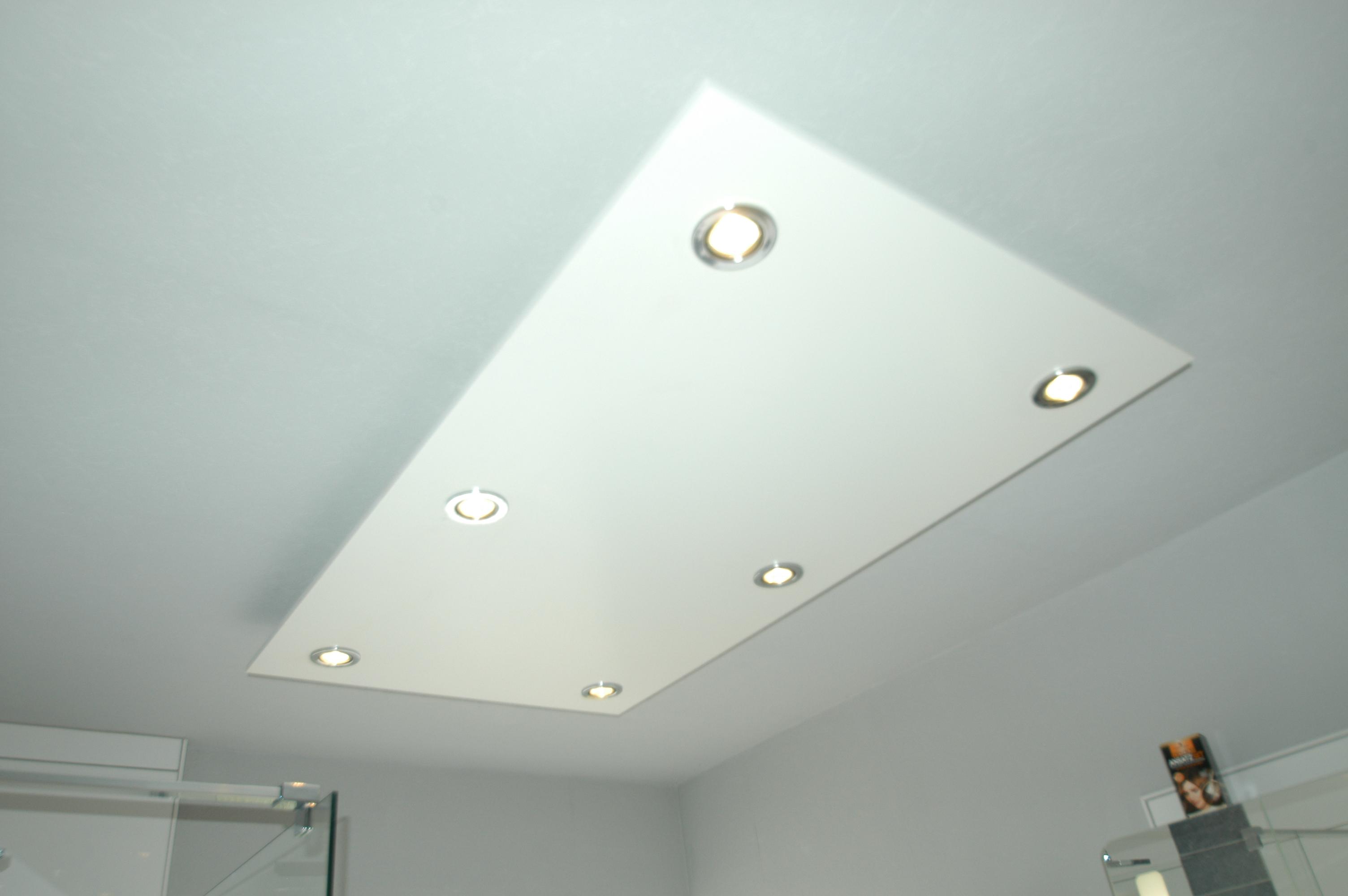 Decken-Lichtpaneele