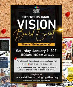 vision boad