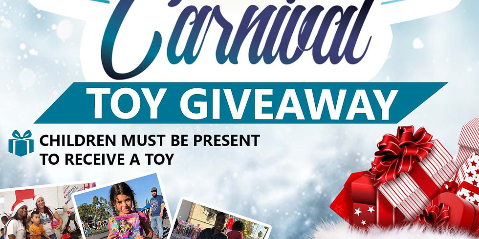 Winter Carnival Toy Giveaway