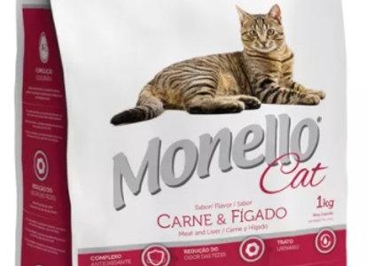 Monello Cat Carne y Higado Select 10.1 KG