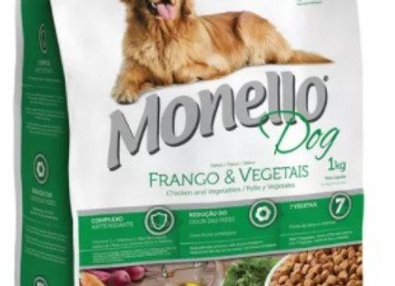 Monello Dog Pollo y Vegetales 8 kg