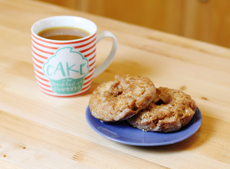 You Won't Believe This Recipe For Apple Cider Donuts