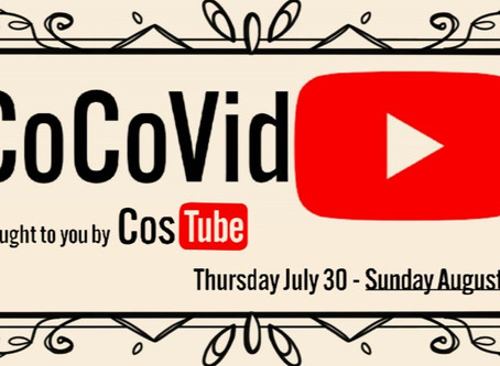 My Favorite #CoCoVid YouTube videos to watch this weekend