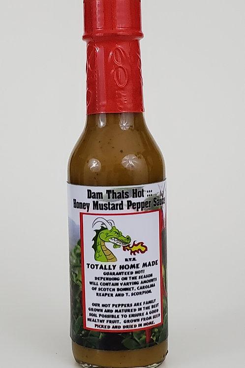 D.T.H. - Honey Mustard Pepper Sauce 2020