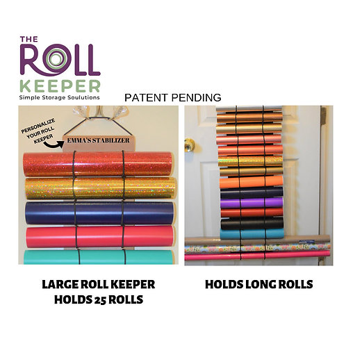 Large Roll Keeper