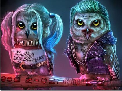 Lil Monster Owl