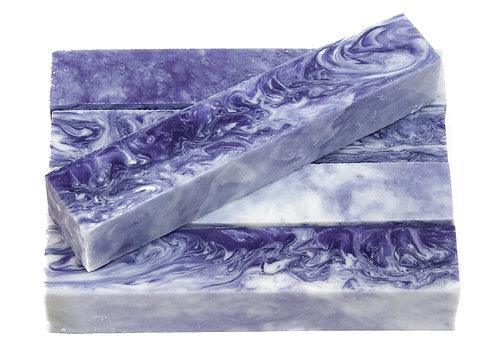 Purple Passion Swirl Rhinoblank