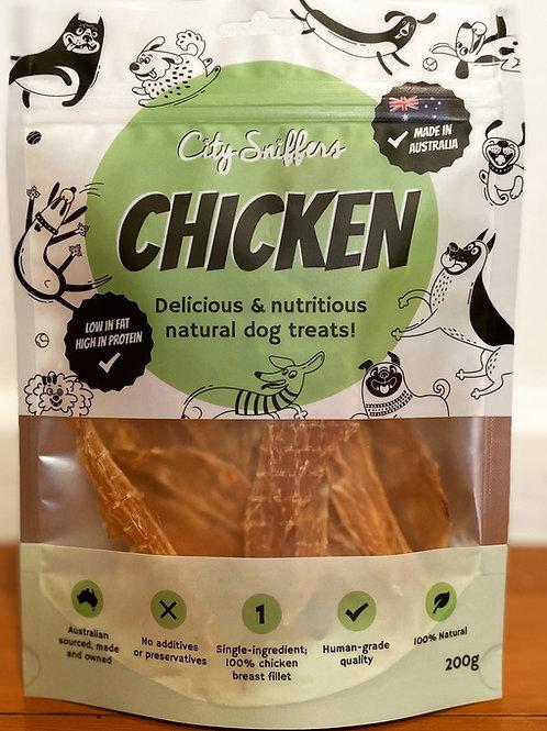 Chicken Breast Fillet Treats