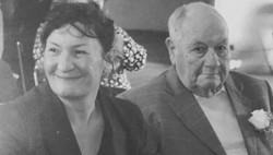 Sylvie ( Daughter) and Jean Claude Damiens