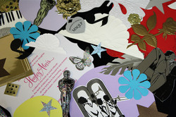 Dramatic Die Cuts
