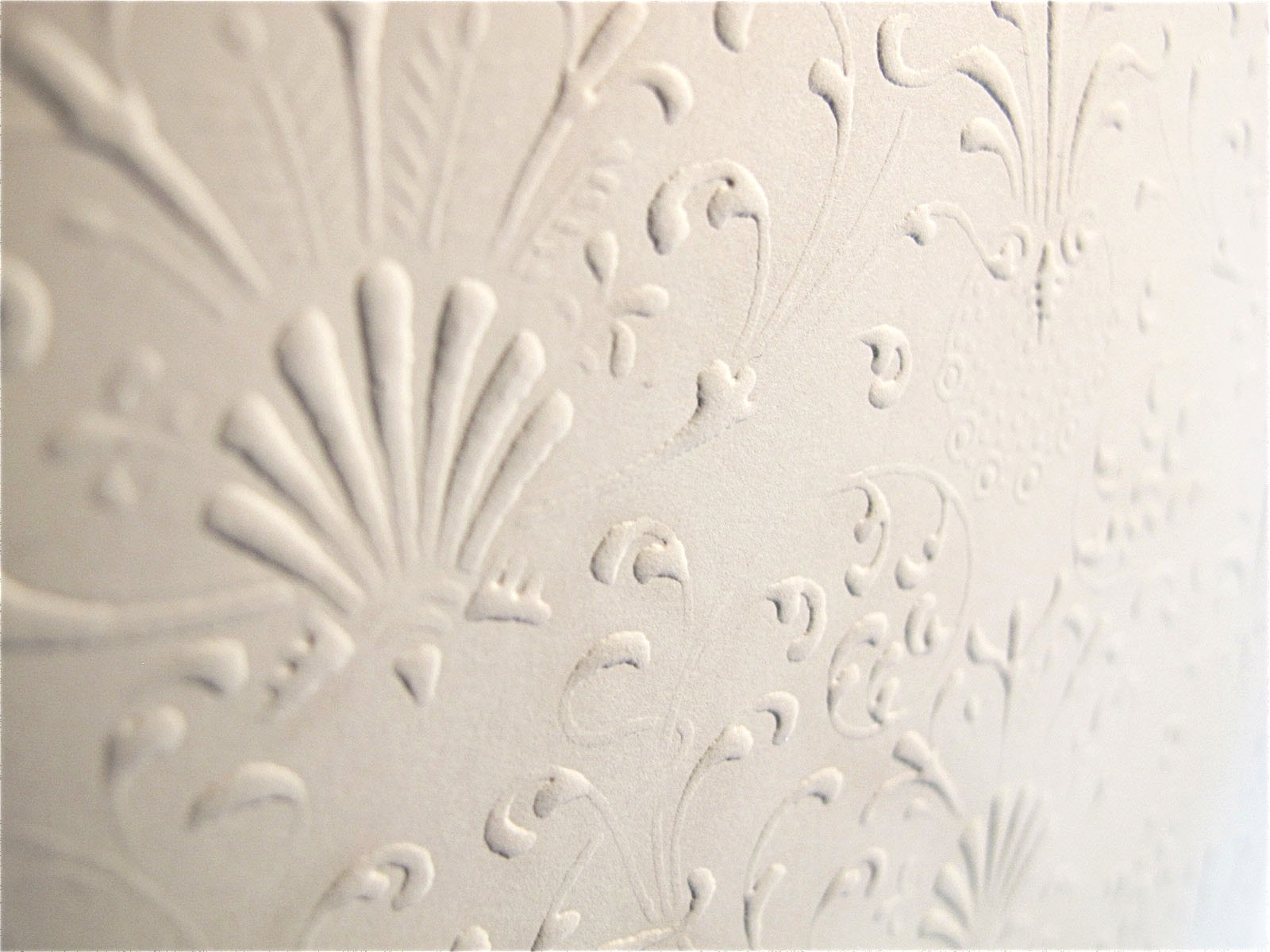 Beautiful Blind Embossing