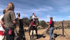 The Birth of Mounted Archery in SA