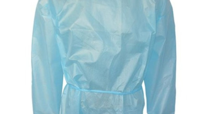 Isolation Gown - Pack of 10