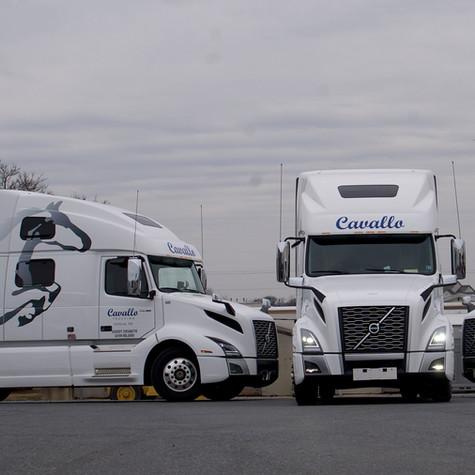 Gorilla Logistics - Cavallo Trucking Testimonial