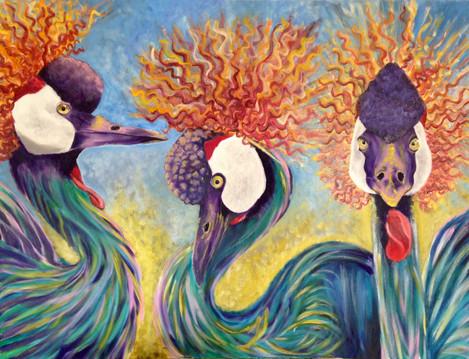 Crane Sisters