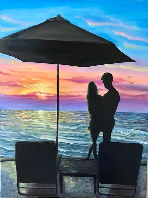 Romance in Big Sur