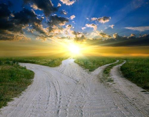 """""""Пътят като смисъл"""""""