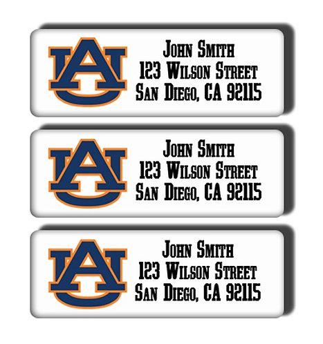 Auburn University Labels
