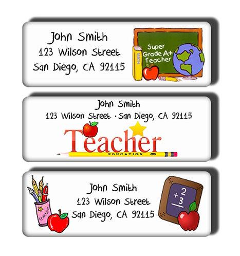 Teacher Labels