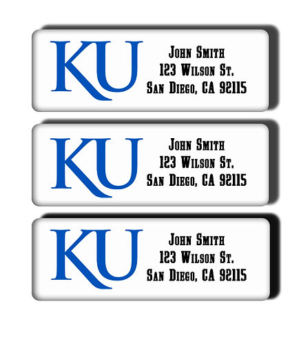 University of Kansas Labels