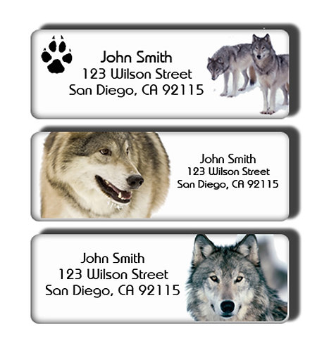 Wolf Labels