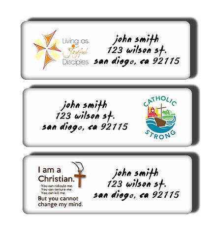 Catholicism Labels