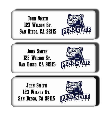 Pennsylvania State University Labels