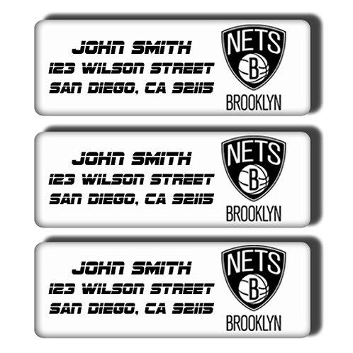 Brooklyn Nets Labels