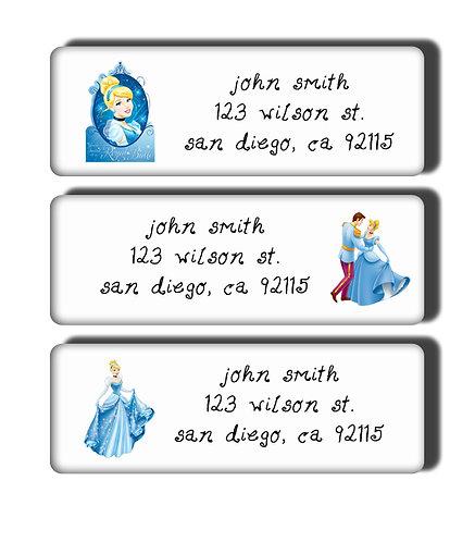 Cinderella Labels