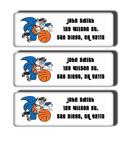 New York Knicks Throwback Labels