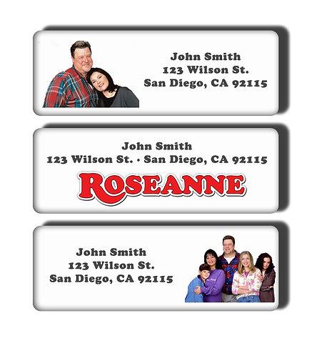 Roseanne Labels
