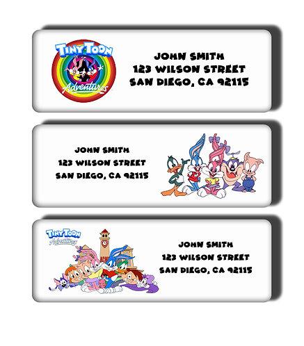Tiny Toon Adventures Labels