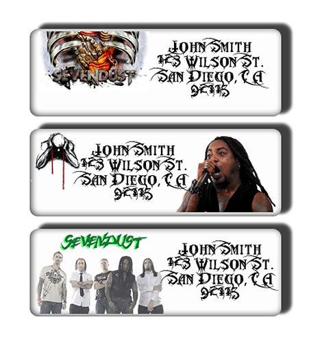 Sevendust Labels