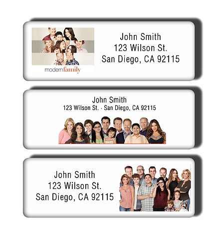 Modern Family Labels