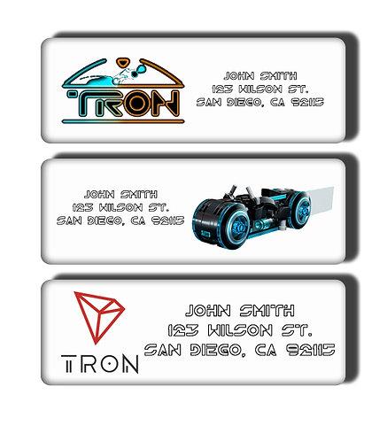 Tron Labels