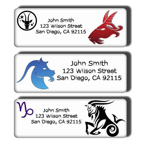 Capricorn Labels