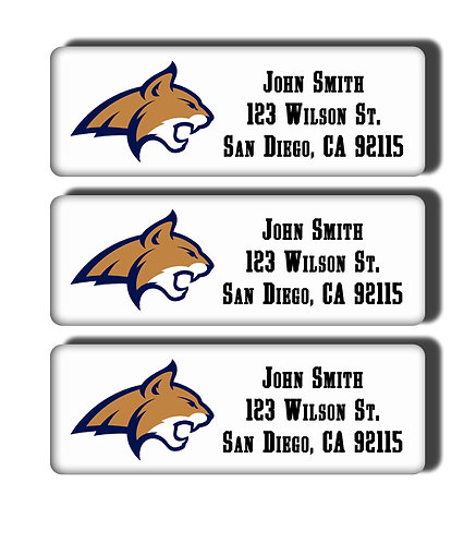 Montana State University Labels