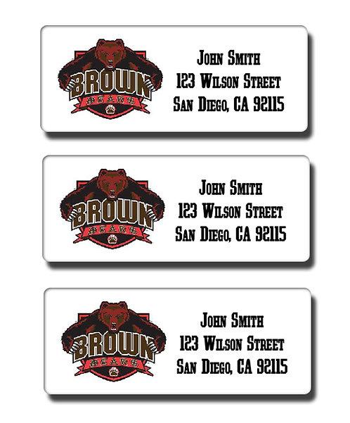 Brown University Labels