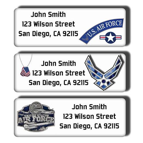 U.S. Air Force Labels