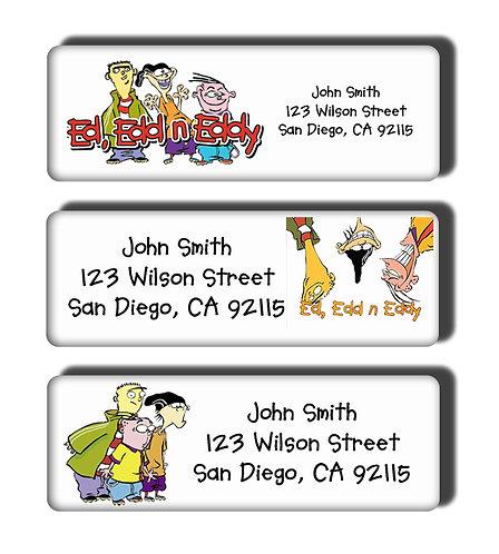 Ed, Edd, and Eddie Labels