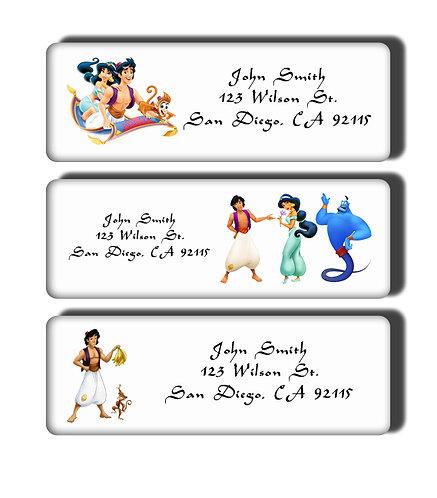 Aladdin Labels