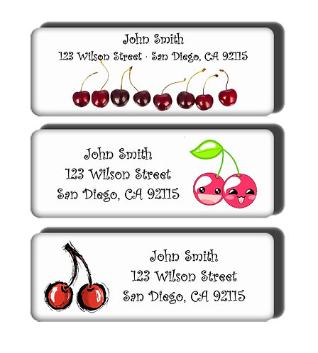 Cherry Labels