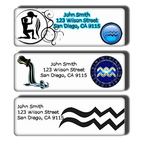 Aquarius Labels